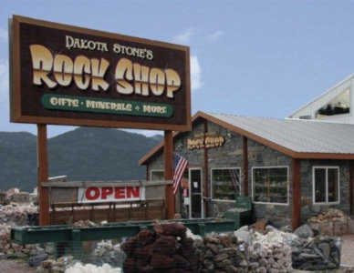 Dakota Stone's Rock Shop