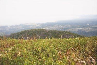 Crow Peak Summit | Hiking in the Northern Hills