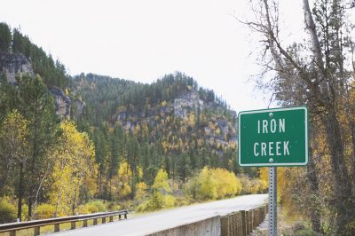 Iron Creek Trail | Spearfish Canyon