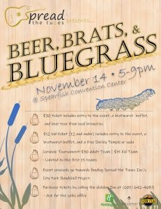 Beer, Brats, & Bluegrass