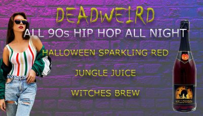 All 90's Hip Hop Halloween Bash at His & Hers