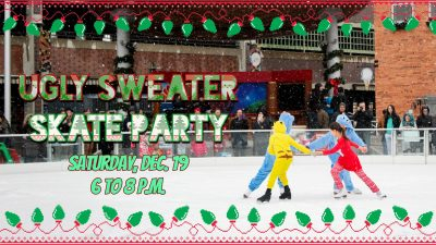 Ugly Sweater Skate Party
