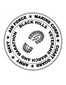 Black Hills Veterans March and Marathon